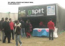 2010 - IGL Annual Sports Day at Great India Palace, Noida