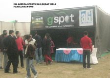 2010 - IGL Annual Sports Day at Great India Palace, Noida