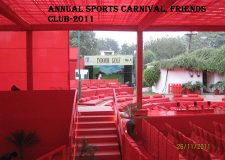 2011 - Annual Sports Carnival at Friends Club, New Delhi