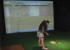 2011 - Golf Lounge, New Friends Club, New Delhi