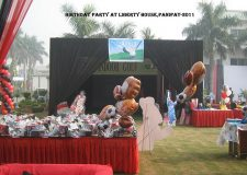 2011 - Kid's Birthday Party at Liberty House , Panipat