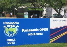 2012 - Panasonic Open at Delhi Golf Couse, New Delhi