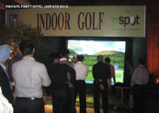 2012 - Private Party at Hotel Janpat, New Delhi