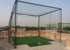 Practice Golf cage at Terrace