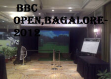 event of bbc open bangalore 2012